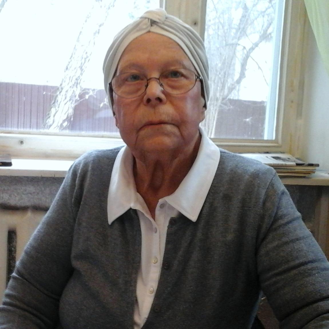 Алхимова Антонина Александровна