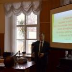 Зам. руководителя Федерального архивного агентства Владимир Петрович Тарасов