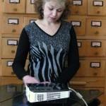 Руководитель отдела обеспечения сохранности Филимонова Татьяна Федоровна