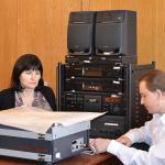 Презентация электронного каталога «Военная история СССР в фонодокументах РГАФД»
